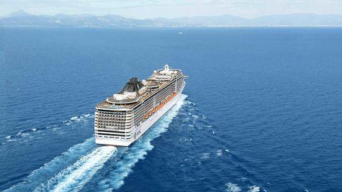 Cruceros: vacaciones a cuerpo de rey