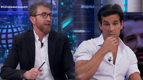 ¿Tú eres tonto?: Pablo Motos, ante el vacile de Mario Casas en 'El hormiguero'