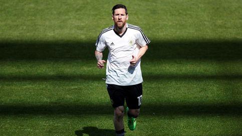 Argentina vs Islandia en directo: Messi debuta en el Mundial de Rusia 2018