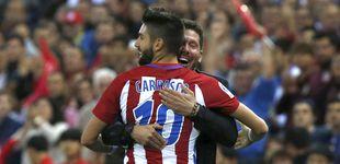 Post de El atraco fallido de Cavani y por qué Yannick Carrasco regresa al Atlético de Madrid