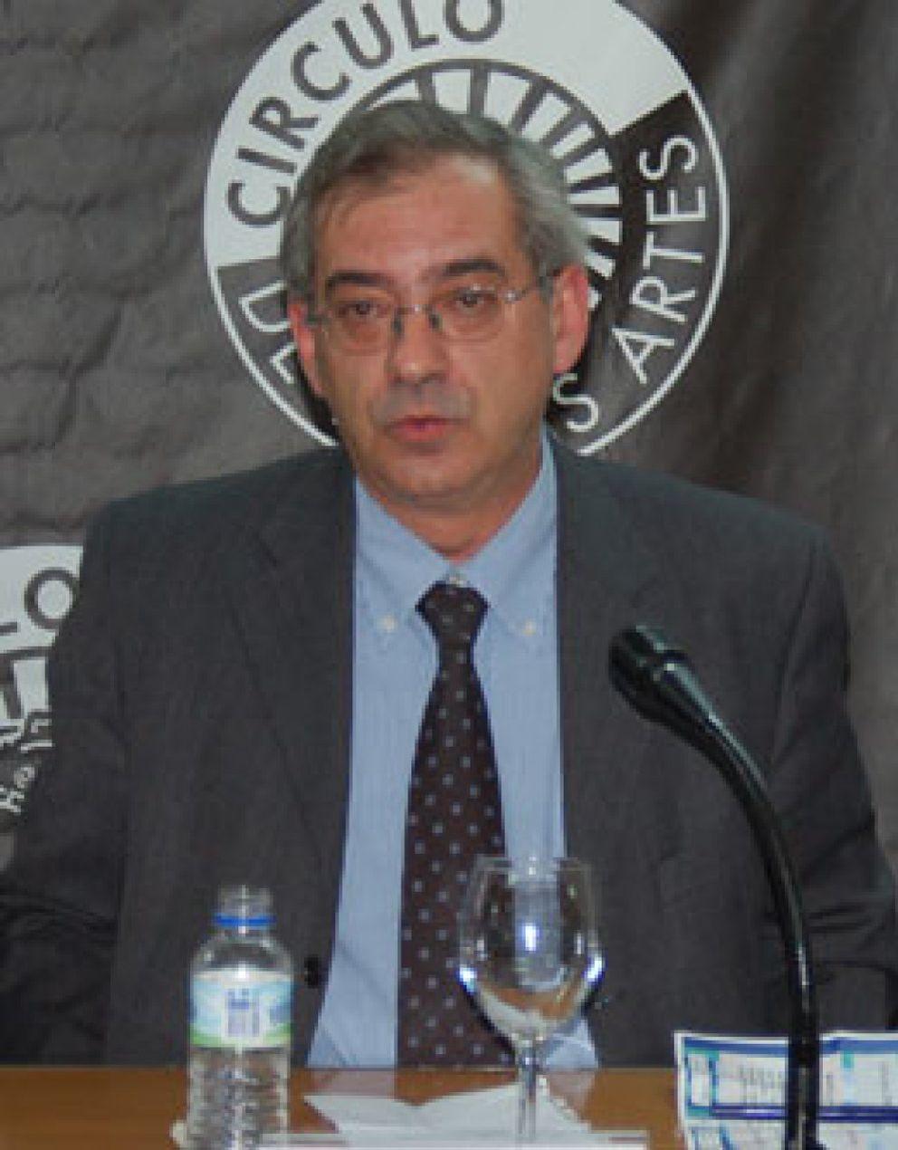 Foto: Alberto Lafuente, el 'Mister Postman' de Zapatero