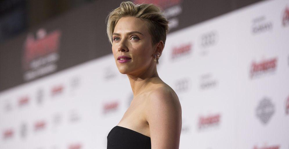 Foto: Scarlett Johansson (Efe).