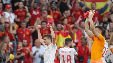 Azpilicueta, el capitán sin brazalete al que (por fin) le llegó su oportunidad con España