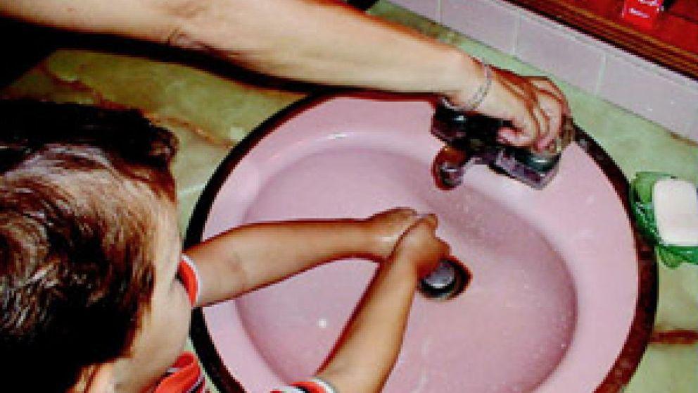 Lavarse las manos reduce los casos de diarrea en un 30%