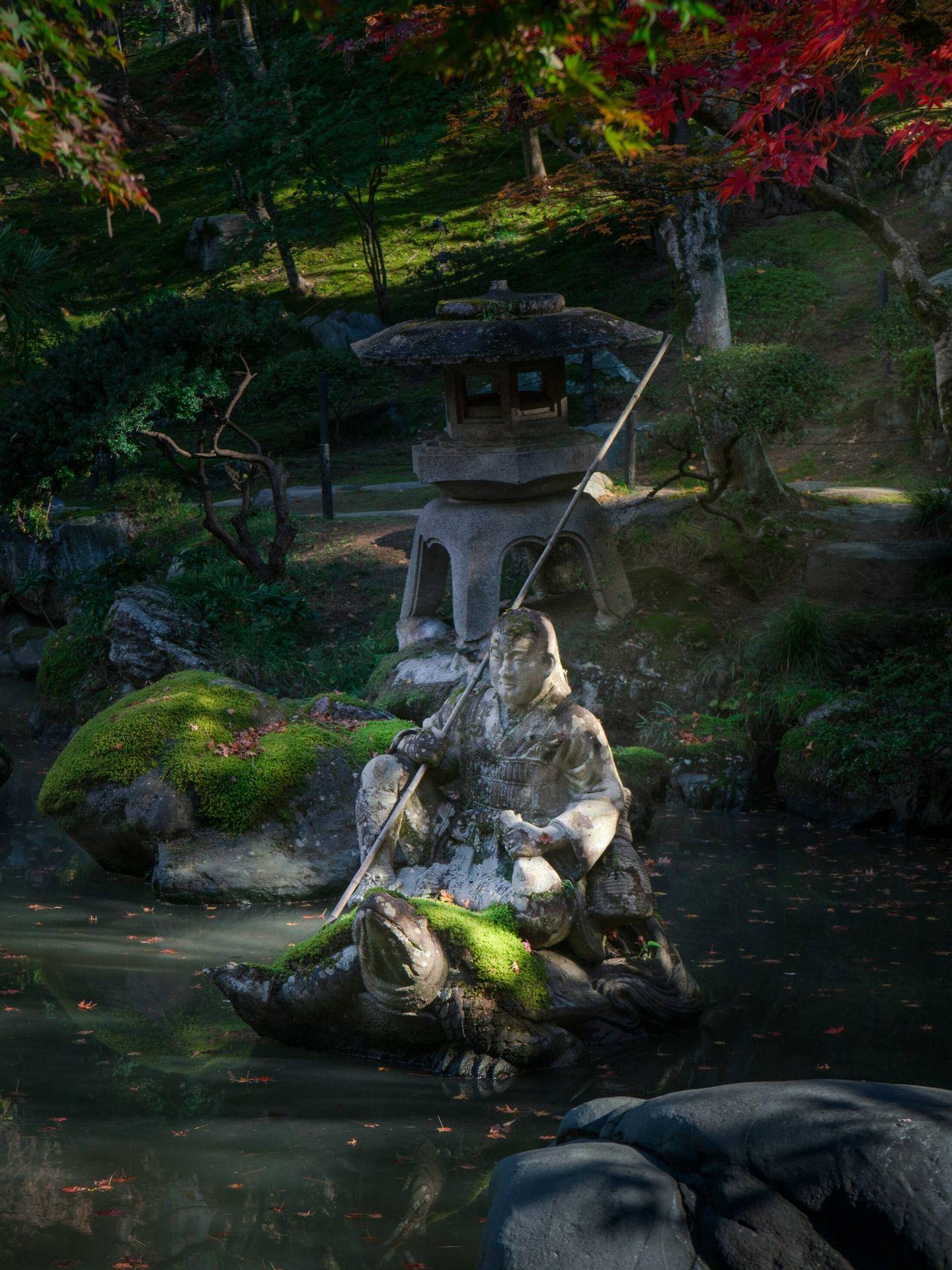 Método japonés Hanasaki para la longevidad. (Lucas Calloch para Unsplash)