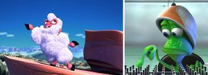 Tres bocaditos de Pixar en Antena 3
