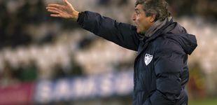 Post de Juande deja de ser entrenador del Málaga y le sustituye Marcelo Romero