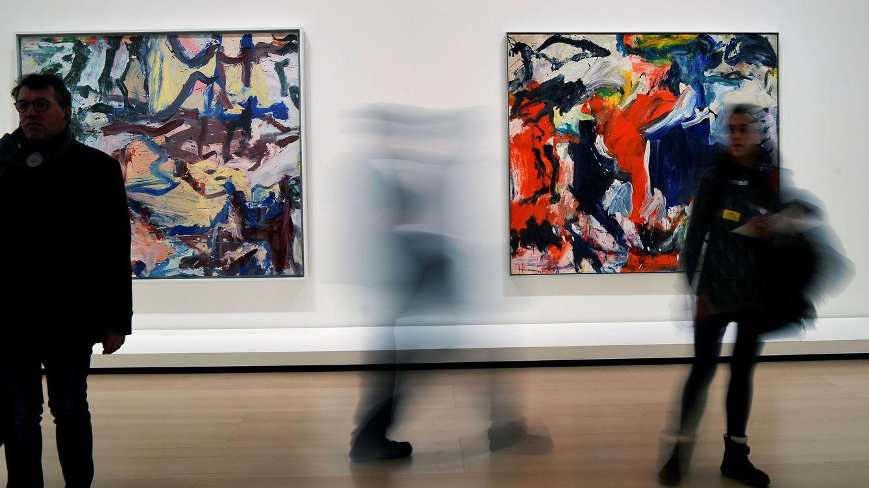Puja por un trastero y encuentra cuadros de De Kooning y Klee que podrían hacerle rico