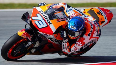 ¡Desatado Álex Márquez! Primer podio de la temporada para Honda en Le Mans