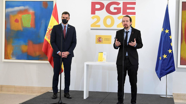 El avance de la pandemia pone bajo sospecha la credibilidad de los PGE 2021