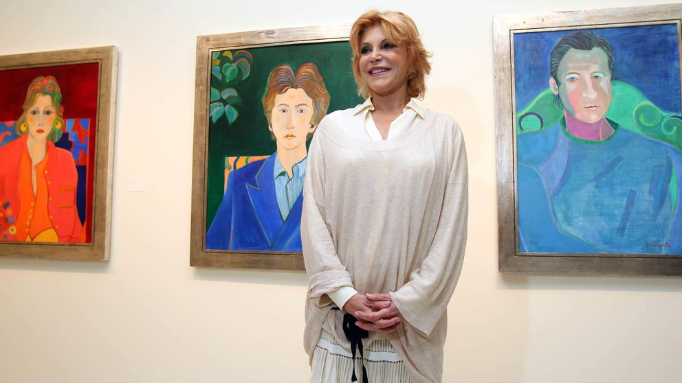 Carmen Cervera desvalija el Museo Thyssen
