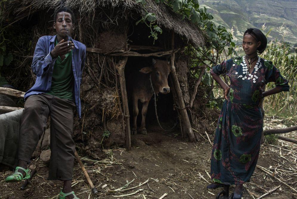 Foto: Soñar con ser la mujer del traficante y otras historias del matrimonio infantil