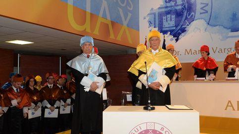 Vargas Llosa y Moreno González, doctores 'honoris causa' por la UAX