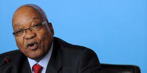 Un populista revolucionario convierte Sudáfrica en los Estados Unidos del continente negro