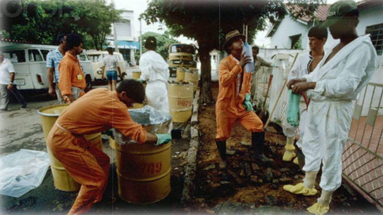 Accidente nuclear de Goiania, Brasil