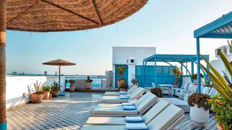 El Heure Bleu está en la bella ciudad de Essaouira, junto al mar. (Cortesía)