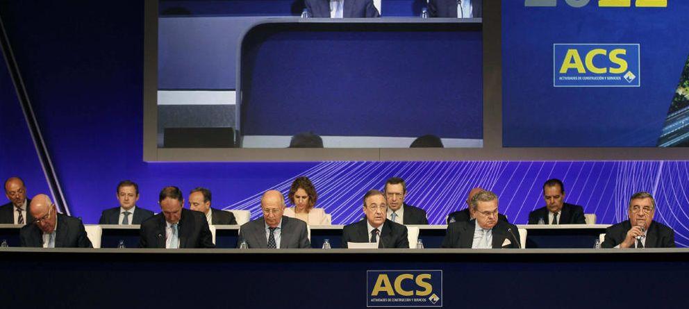 Foto: Florentino Pérez se convierte en el primer accionista de ACS tras otra venta de March