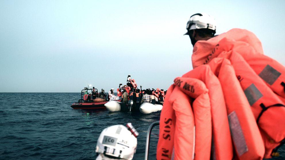Así fue la operación del Aquarius que salvó la vida de 629 refugiados