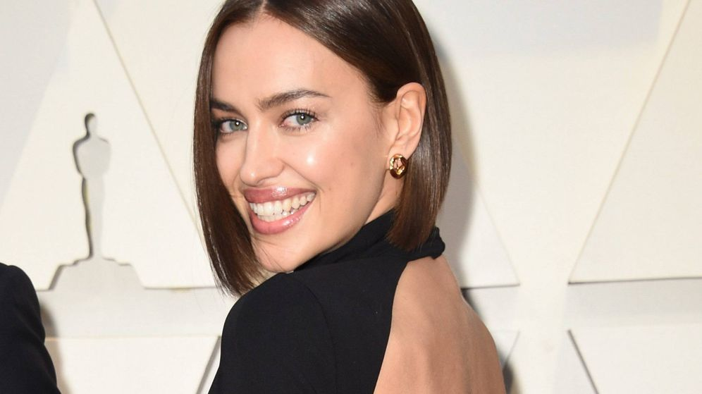 Foto: Irina Shayk, en los Oscar. (Cordon Press)