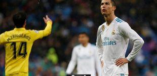 Post de El Real Madrid sigue su naufragio contra el Villarreal y Zidane aún no reacciona