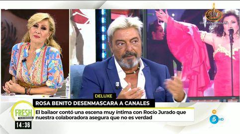 Rosa Benito estalla contra Canales por su último embuste sobre Rocío Jurado