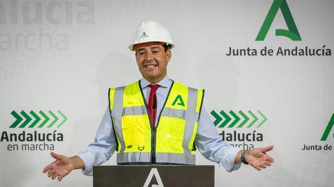 Andalucía intenta acelerar inversiones por 17.000 millones en energías renovables
