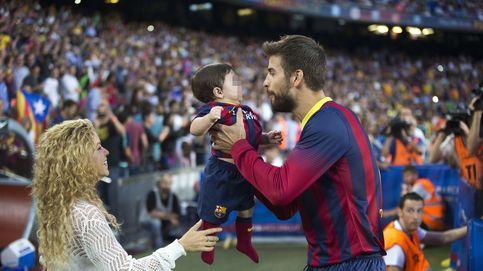 Shakira y otras 'wags' del Barça felicitan a sus chicos por la victoria en la Liga