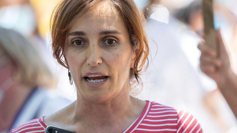 Mónica García en una imagen de archivo. (EFE)