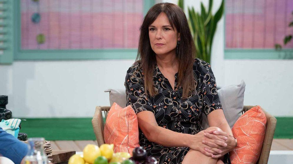 Foto: Mónica López, en una imagen de archivo. (TVE)