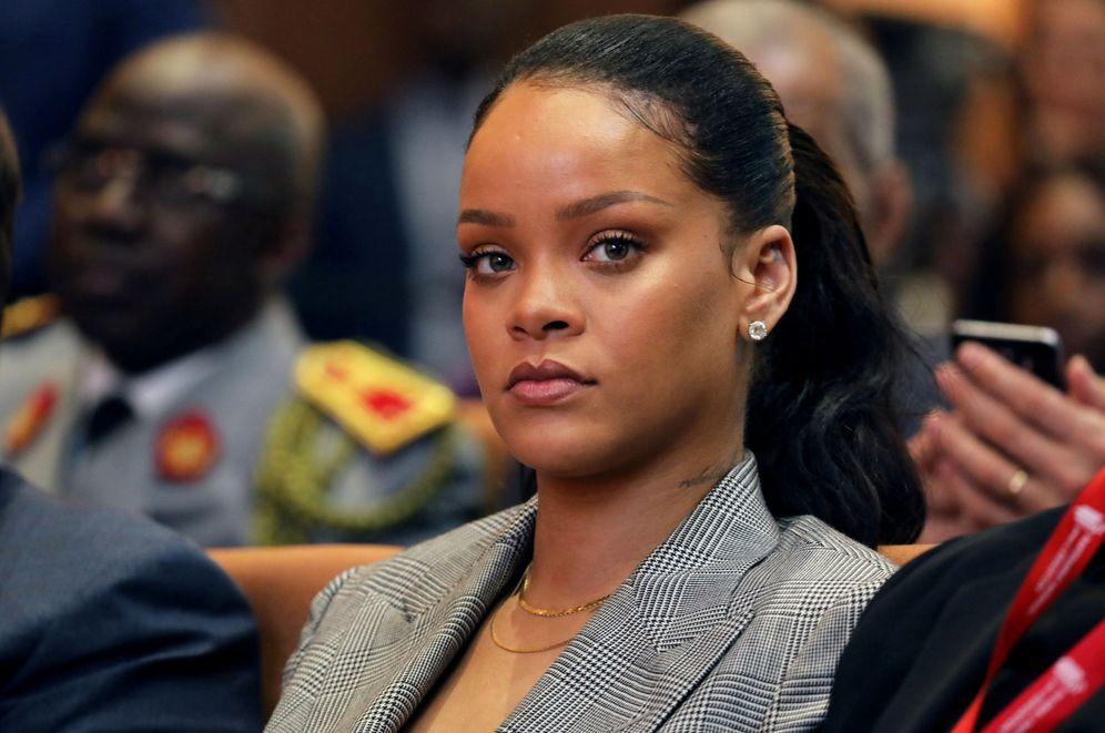 Foto: Rihanna en una imagen de archivo. (Reuters)