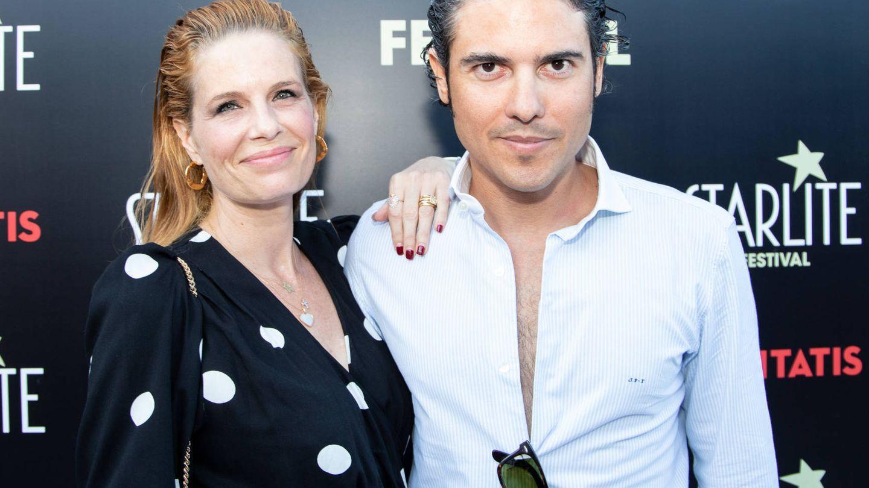 Olivia de Borbón y Julián Porras. (Starlite Team)