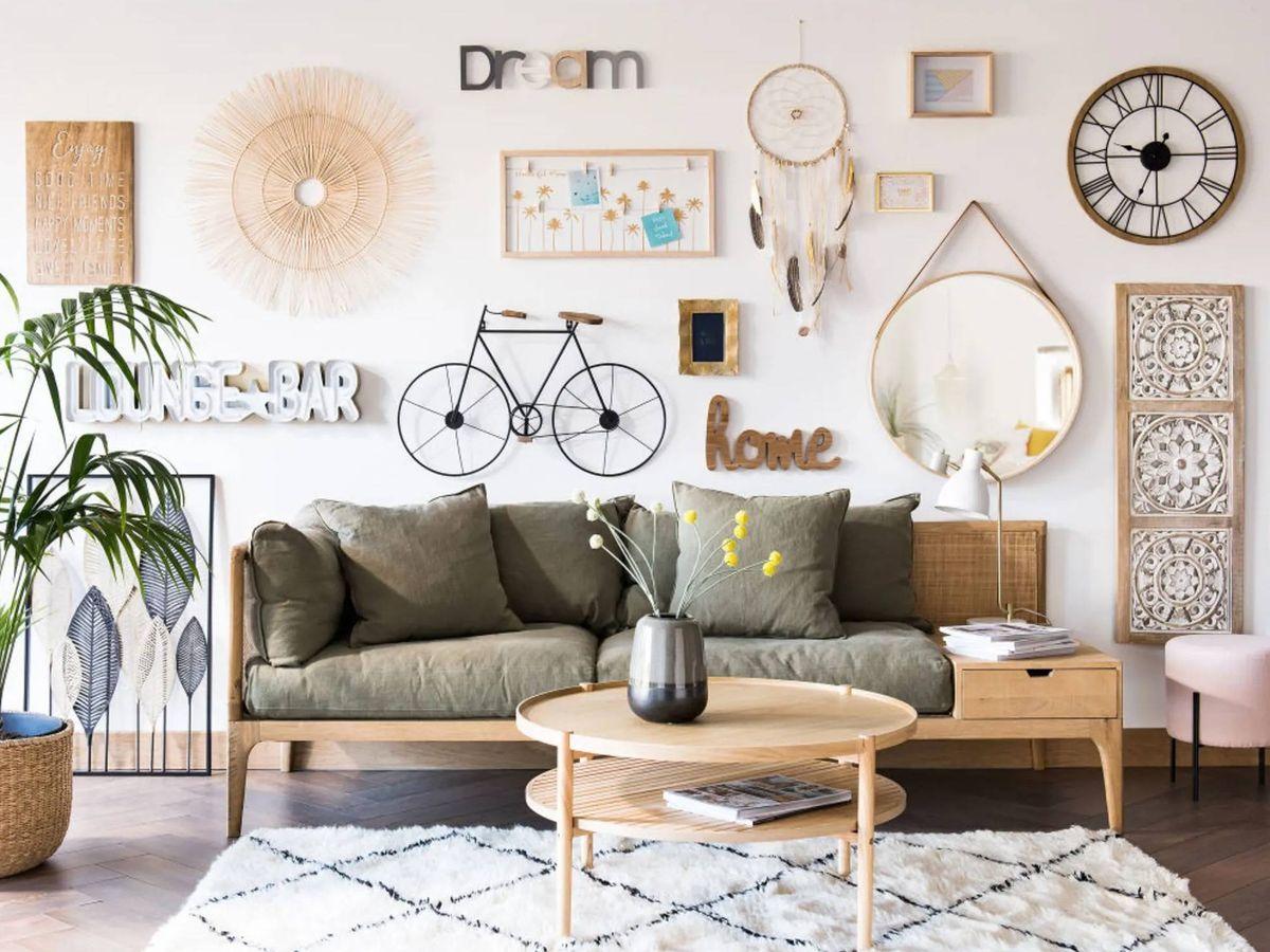 Foto: Decora tus paredes con Maisons du Monde. (Cortesía)