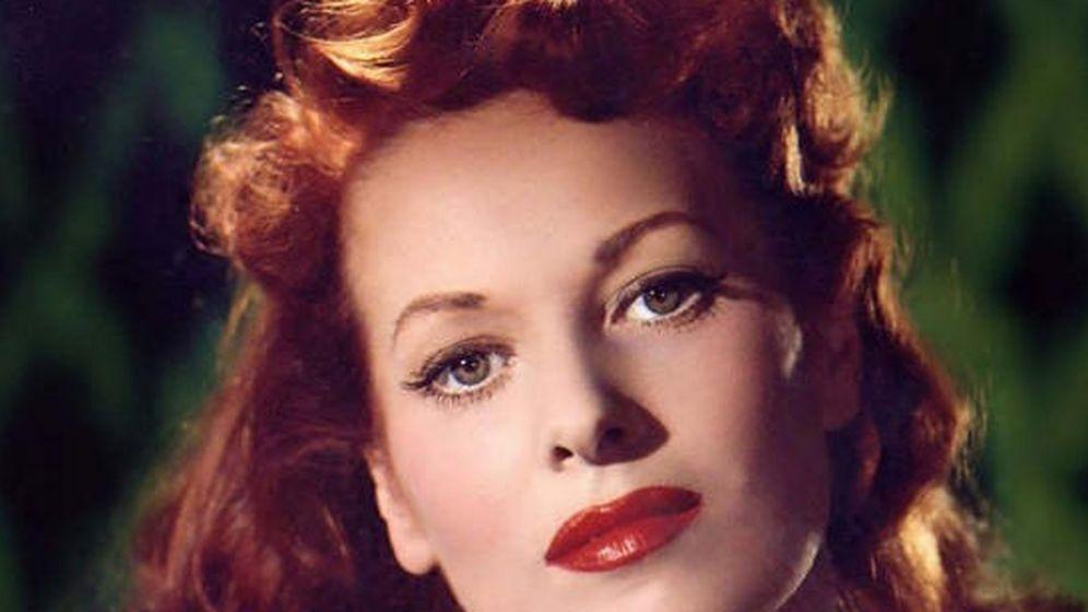 Foto: Imagen de archivo de la actriz Maureen O'hara
