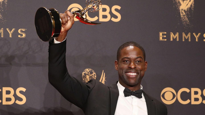 Sterling K. Brown, ganador del Emmy al mejor actor dramático