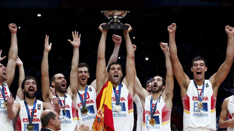 España defiende título (Benoit Tessier/Reuters).