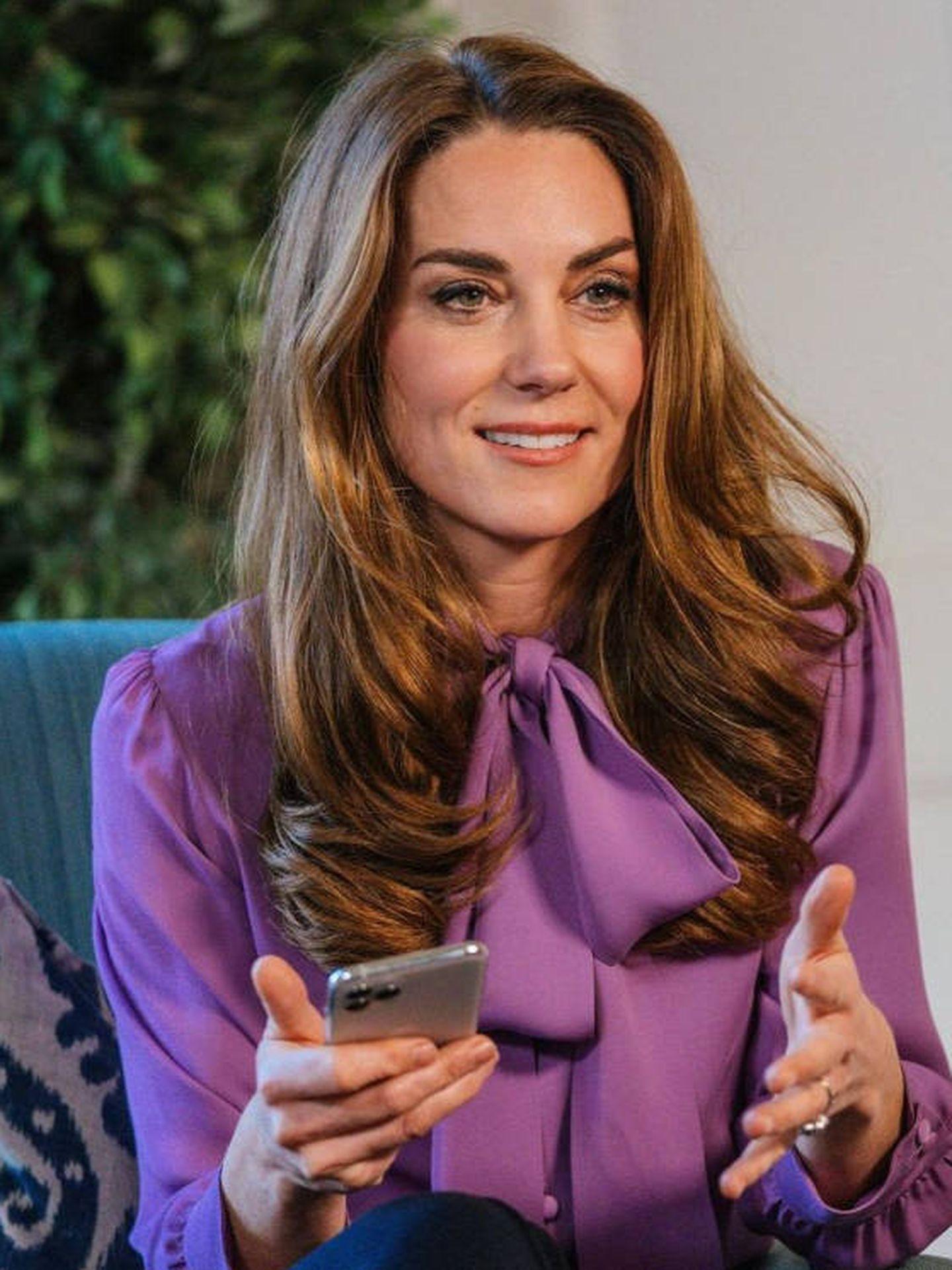 Kate Middleton. (Instagram @kensingtonroyal)