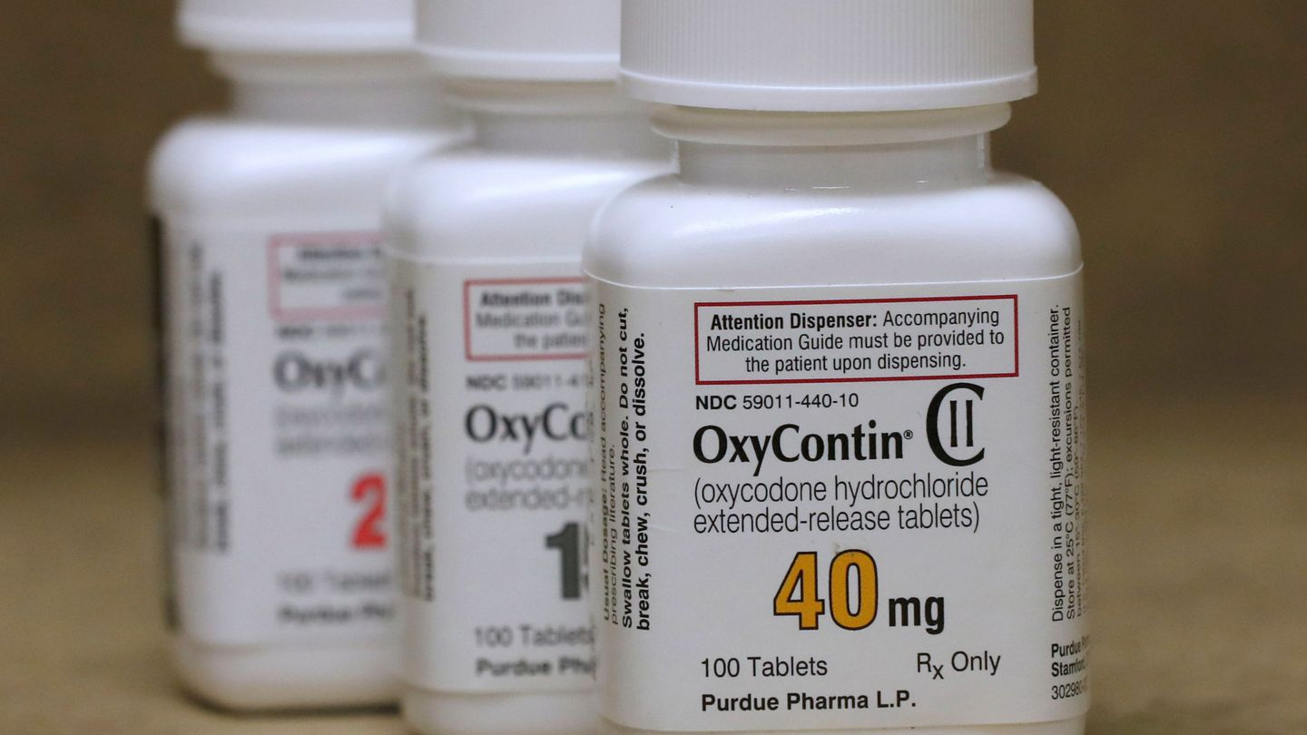 OxyContin. (Reuters)
