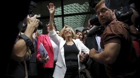 Manuela Carmena ya es alcaldesa de Madrid