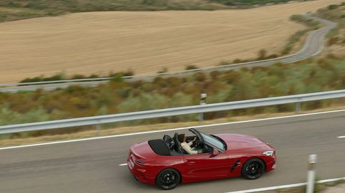 BMW Z4 20i, el 'roadster' en estado puro