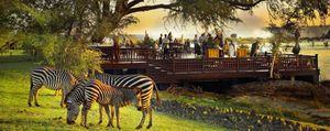 The Royal Livingstone, en el corazón de la sabana