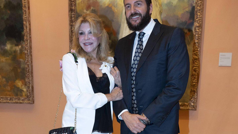 Carmen y Borja Thyssen. (Cordon Press)