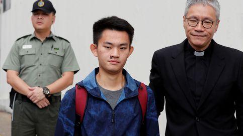 Liberan al acusado de asesinar a su pareja cuyo caso originó las protestas de Hong Kong