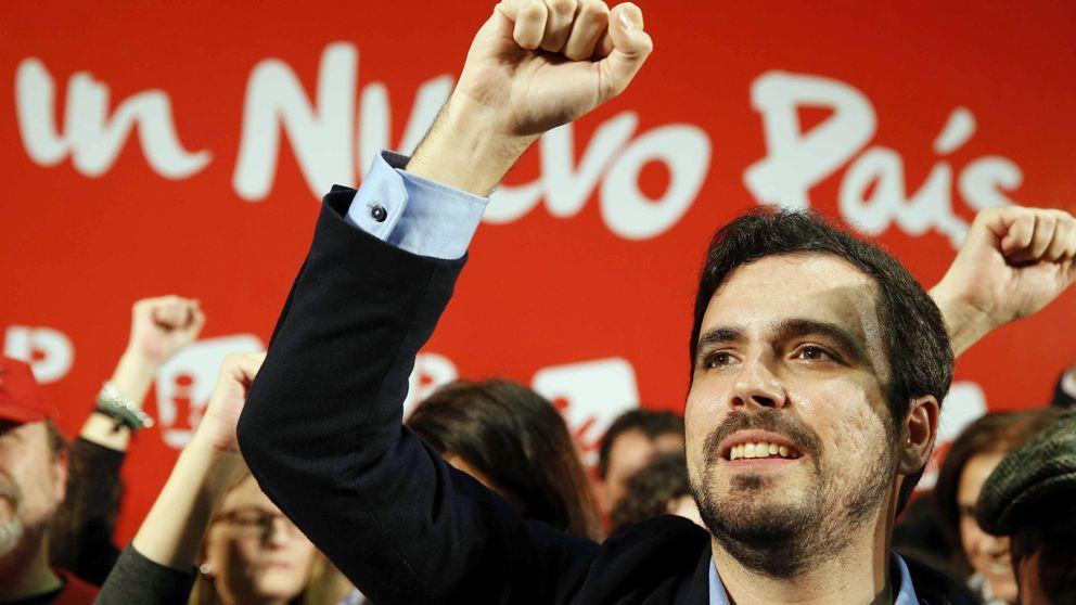 IU llama a llenar las urnas de rebeldía con votos rojos de dignidad y coherencia