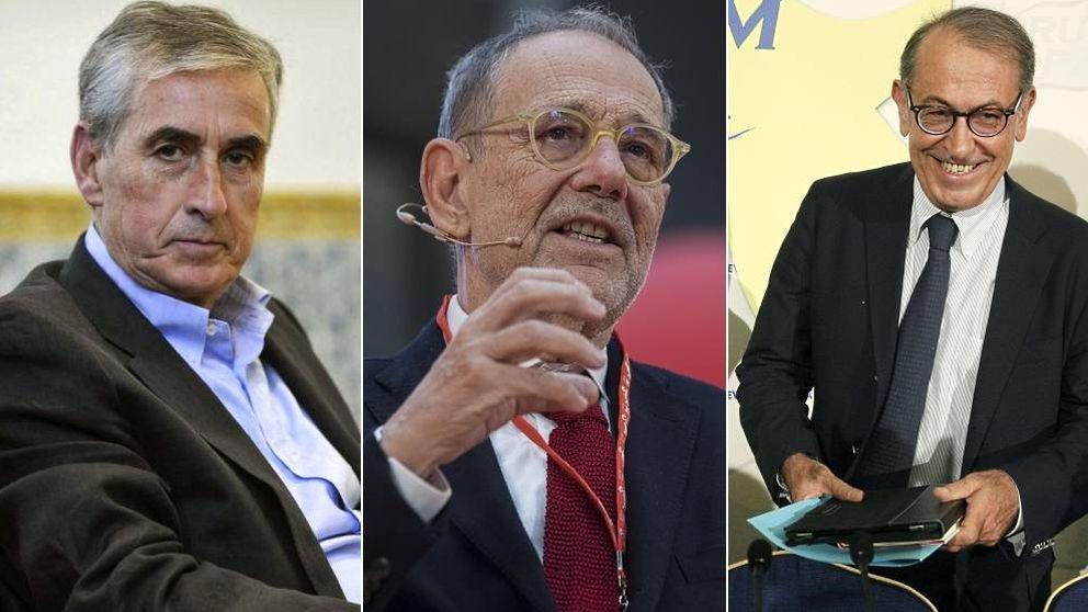 Solana, Jáuregui o Redondo, los candidatos que Cs propuso a Sánchez