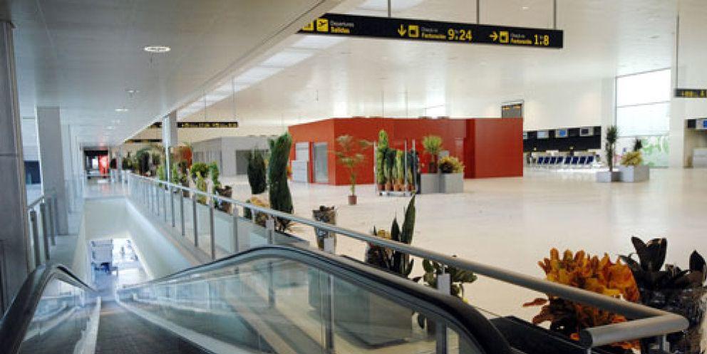 CCM mantiene hasta un 68,28% de las acciones del Aeropuerto de Ciudad Real