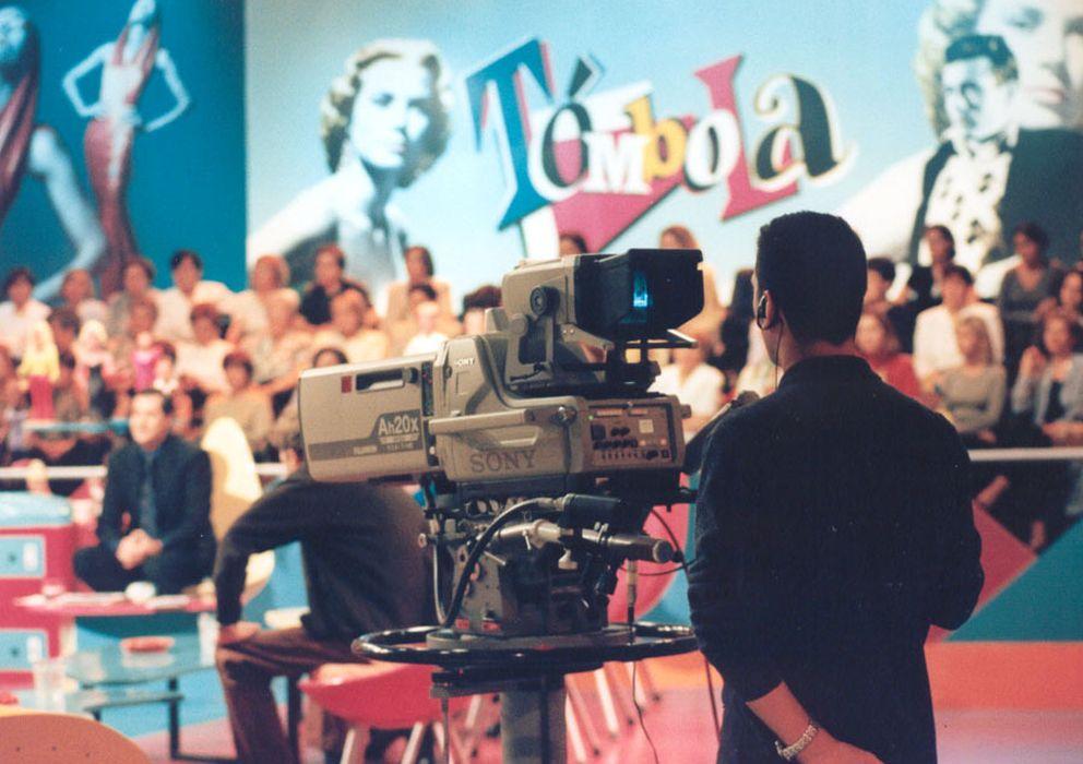 Foto: Imagen de archivo del programa 'Tombola' (Telemadrid)