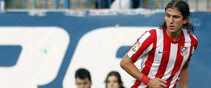 Filipe Luis, el 'madridista' que quiso fichar por el Barça, pero que triunfa en el Atlético