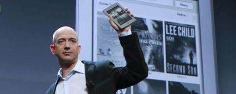 Amazon abre fuego contra Apple con Kindle Fire, un tablet un 60% más barato