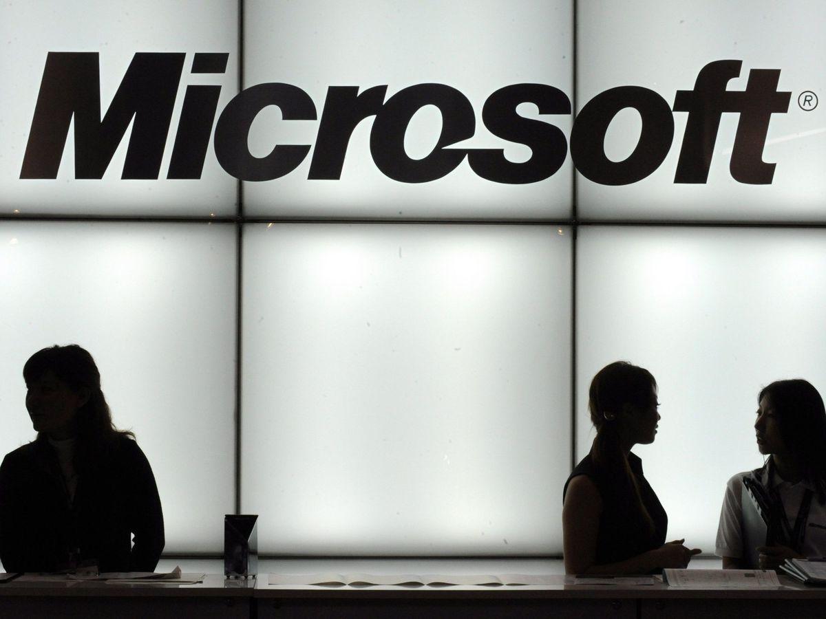 Foto: Imagen de archivo de Microsoft. (Reuters)
