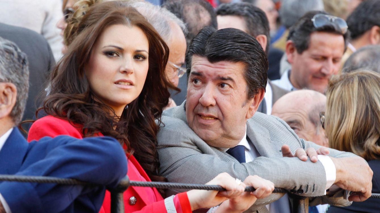 Foto: Jose María Gil Silgado y María Jesús Ruiz, en una imagen de archivo (Gtres)